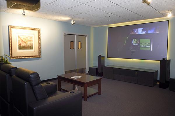 Barney Miller's Showroom